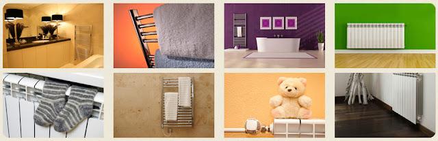 Радиаторы и полотенцесушители TermoSmart для ванной комнаты