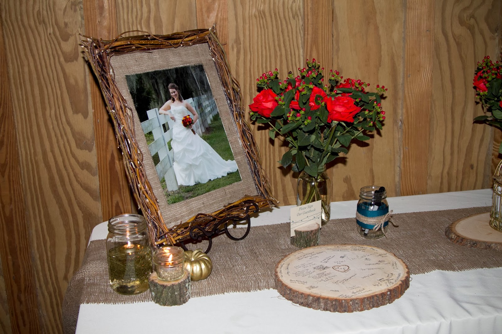 Fall wedding series 5 the welcome table create share for 1005 can t create table