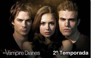 Assistir The Vampire Diaries 2ª Temporada Online
