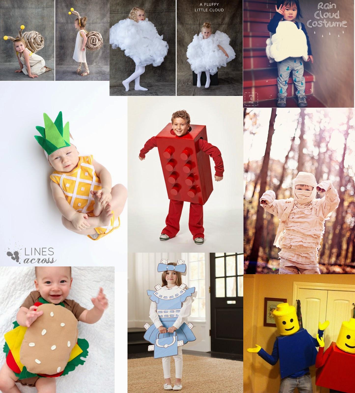 Ben noto Nella valigia della Buru: Vestiti di carnevale per bimbi fai da te  CO95