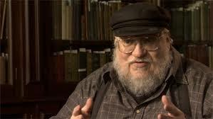 George rr martin firma por dos años con la HBO - Juego de Tronos en los siete reinos