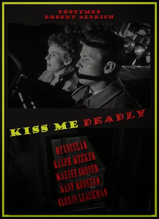 Öp Beni Öldüresiye (1955)
