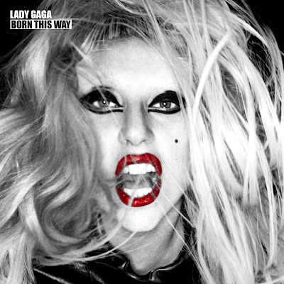lady gaga born this way cover album. lady gaga born this way album