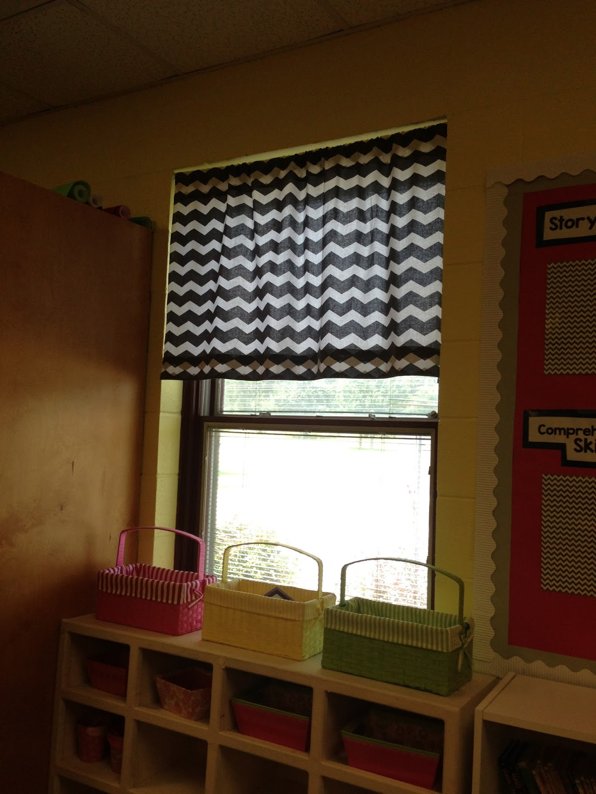 Classroom Curtain Ideas ~ Classroom makeover week continued life in fifth grade