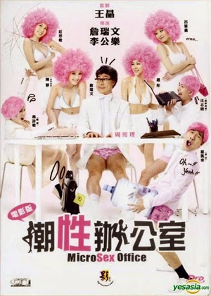Microsex Office 2011 poster
