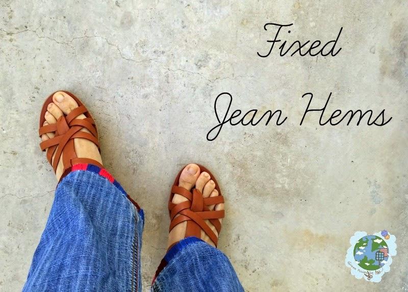 Jean Hem Repair