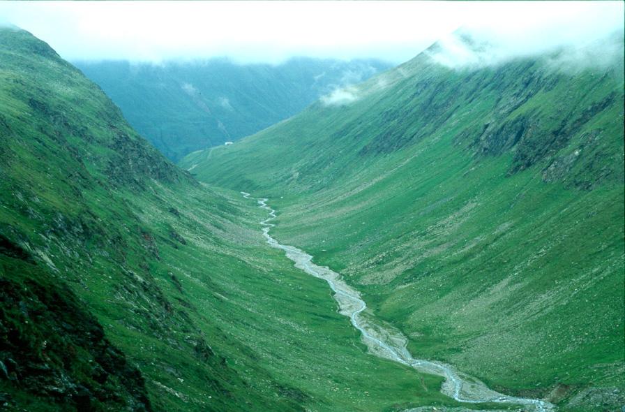 u shaped valley - photo #3