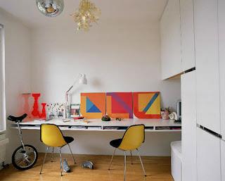 dicas para decorar seu escritório