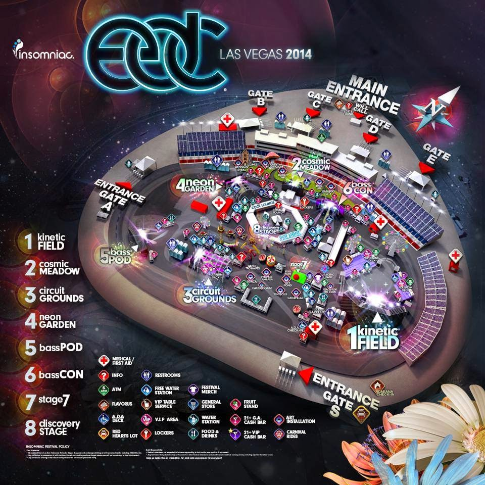we are just three days out from attending one of the mecca of electronic dance music festivals in the world the electric daisy carnival in las vegas