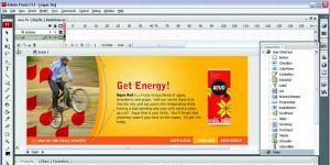 Adobe Flash Professional CS6 indir