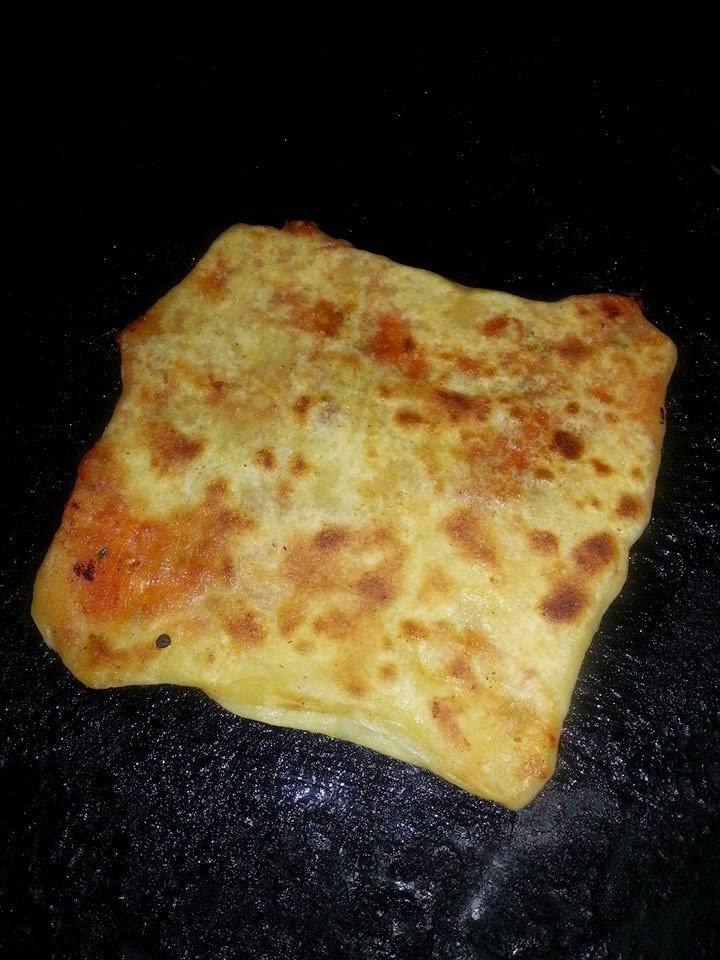 Recette de mtabga (galette de sud tunisien)