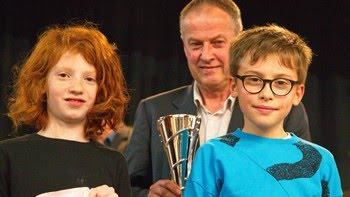 Deux jeunes champions