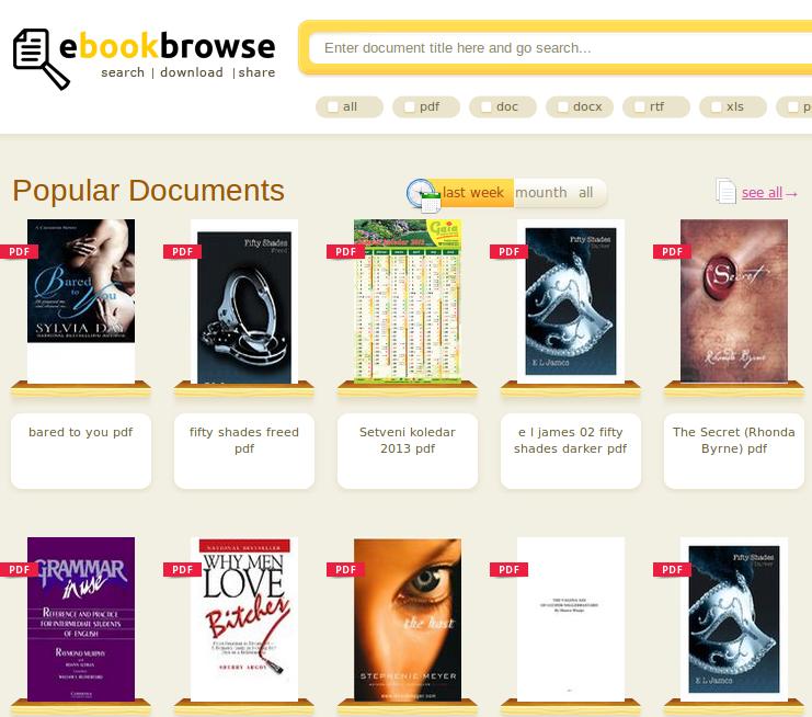 motore ricerca libri