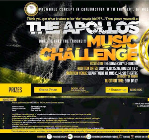 Win N200,000 in The Apollos Music Challenge