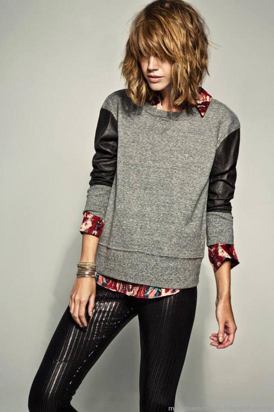Inedita invierno 2014 moda invierno 2014 mujer