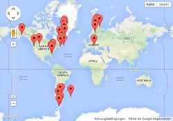 Alle Artikel in der Kartenübersicht