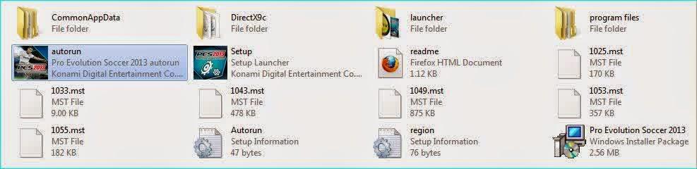 install mudah pes 2013 dengan patch