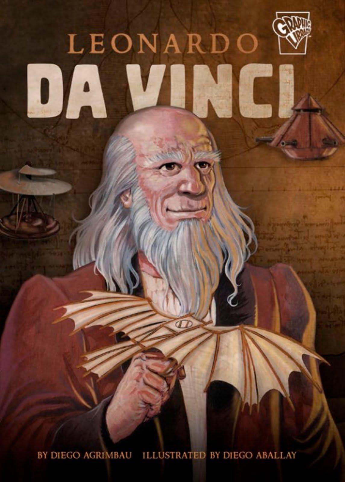 Leonardo Da Vinci (Biografía) Capstone EEUU