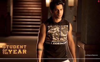 Dude Varun Dhawan HD wallpaper Student Of The Year