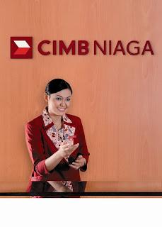 Lowongan Kerja Bank CIMB Niaga Januari 2013