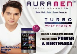 Aura Men Turbo Collagen
