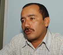 Jaime Rodriguez, COPEMH union leader