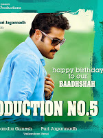 Jr Ntr Puri Jaganath Movie Posters-cover-photo