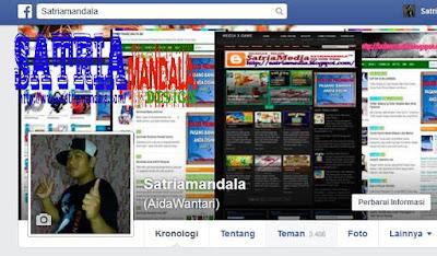 Cuman Bikin status FB biasa