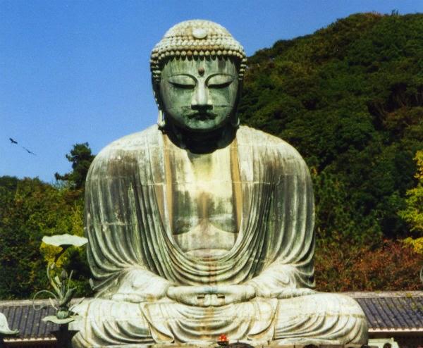wisata Jepang Great Budha of Kamakura