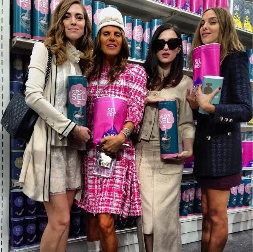 Supermarket Chanel