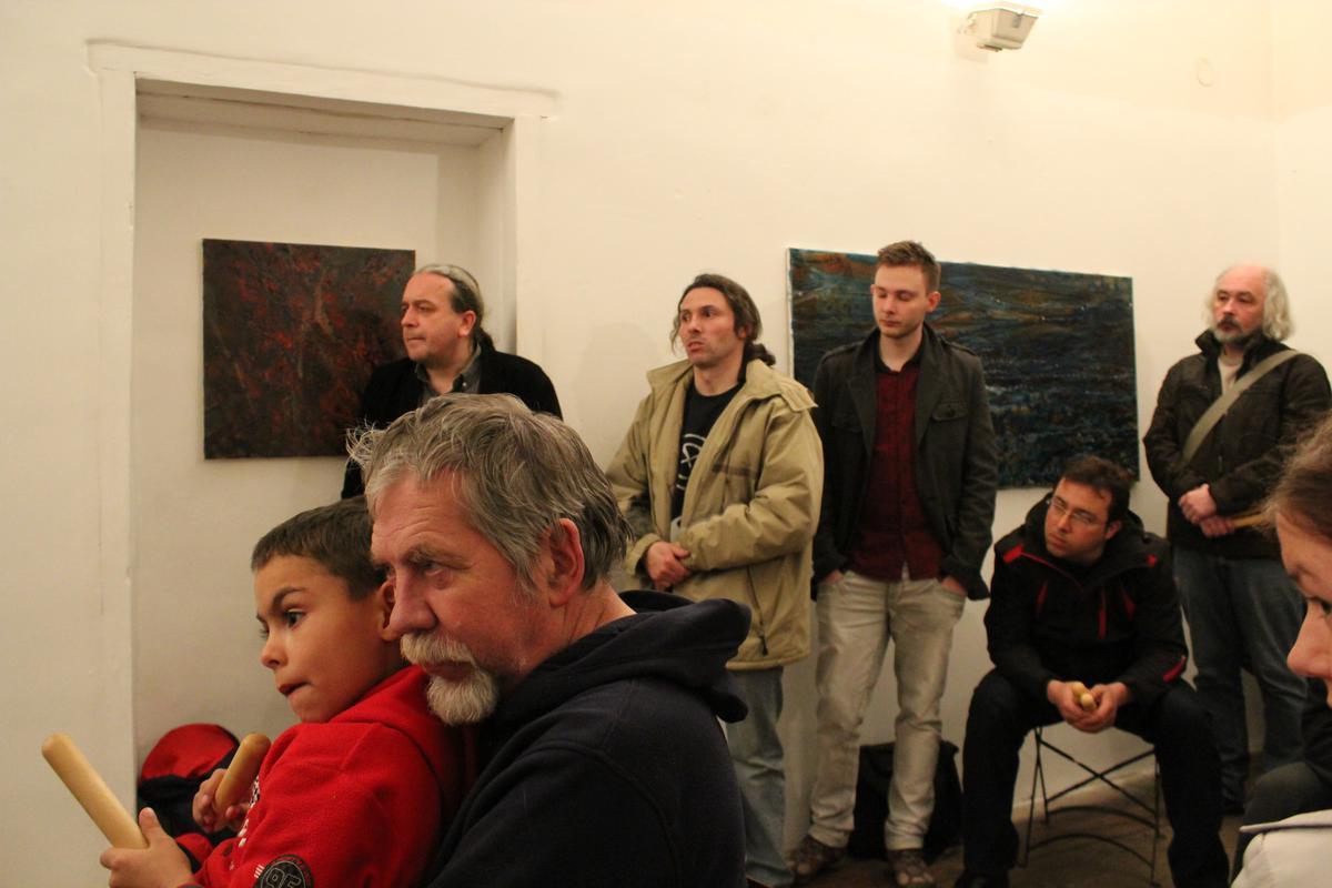 Galerie Rubrum v Ostravě