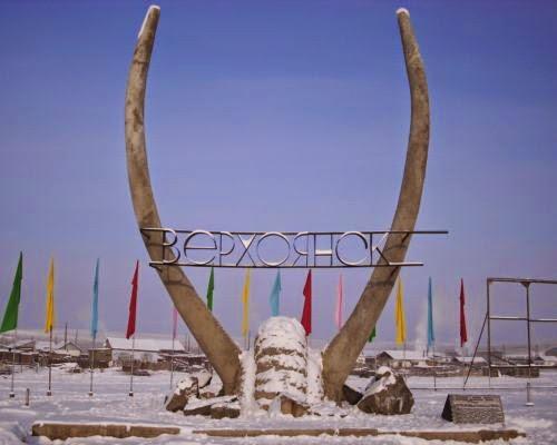 Verkhoyansk, Ρωσία