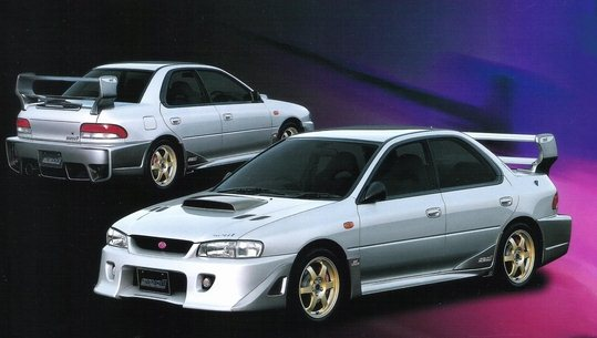 subaru impreza  sti related infomationspecifications weili automotive network