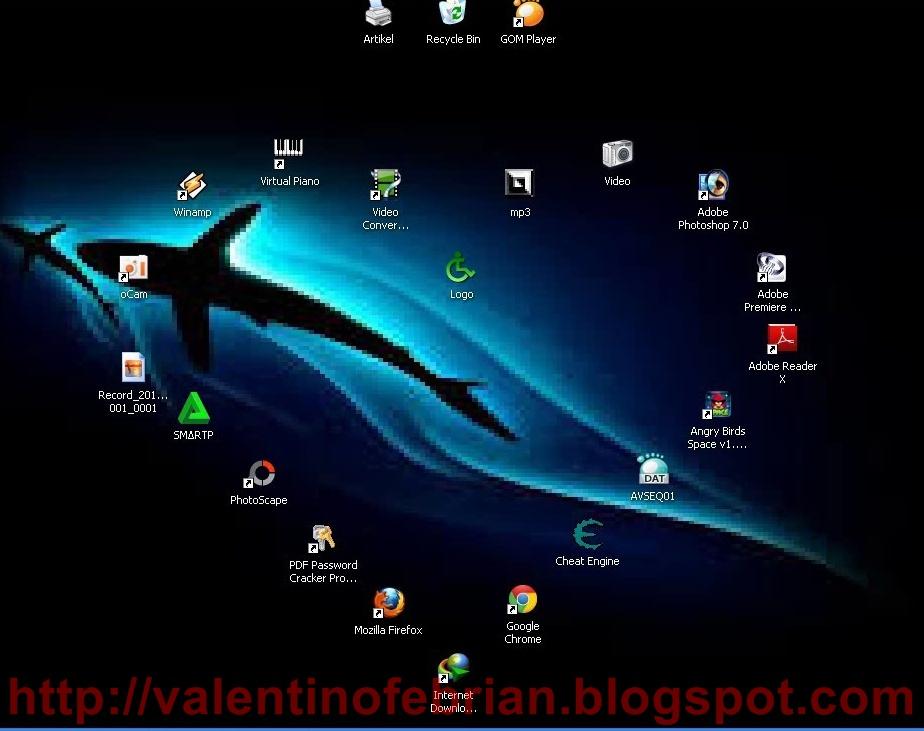 Aplikasi untuk Mempercantik Windows 7 dan Windows XP