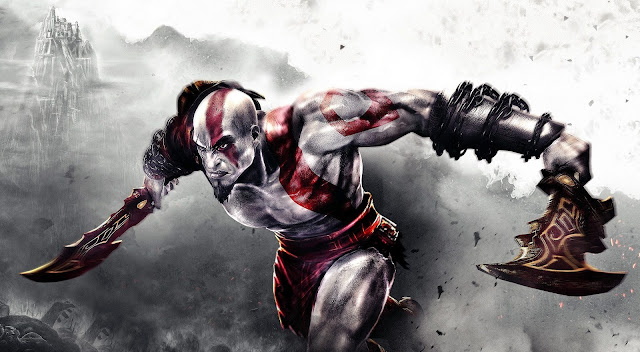 god of war sce sony action game