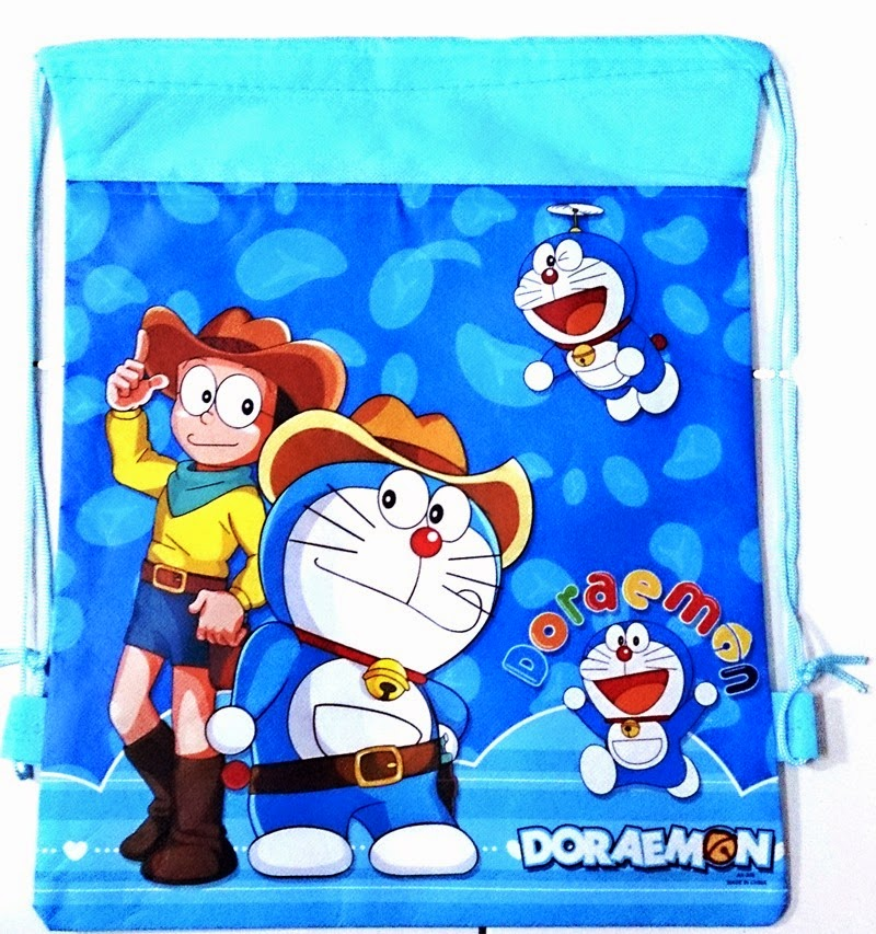 Dorameon Prodcuts Doraemon Havesack Bag Return Gift Kids Merchandise India