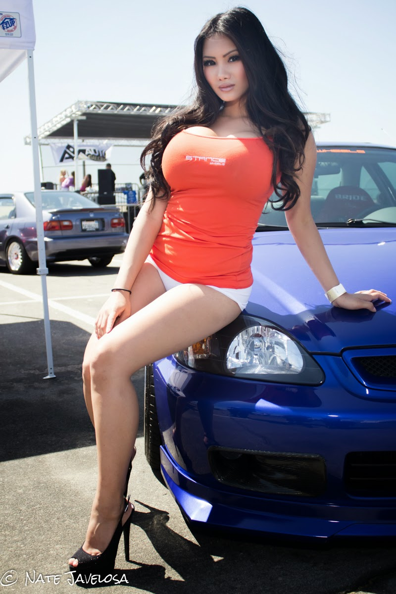 Nate Javelosa: Auto Gallery Car Show 2013: The Beach, Brands and Beautiful Girls