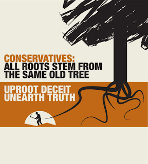 Conservatives - All root stem from the same old tree