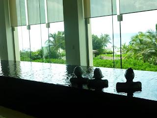 sms trips travels live aqua cancun july 2011