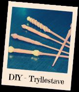 DIY - Tryllestave