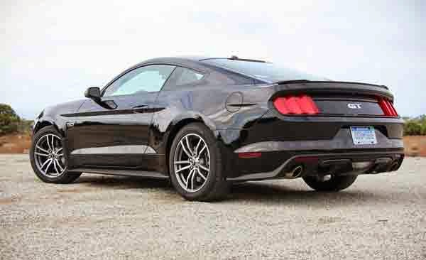 2015 Ford Mustang GT Automatic Release Date Canada