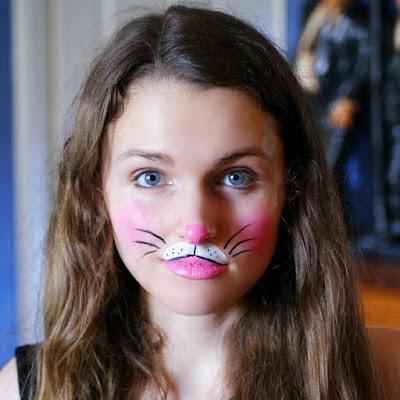 Cute Halloween Bunny Look