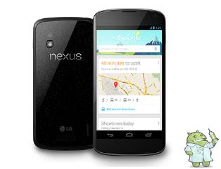Google Nexus 4 recebe o Android 5.1