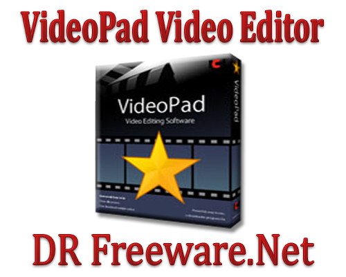 VideoPad Video Editor Free Version 3.36 Beta Free Download For Windows