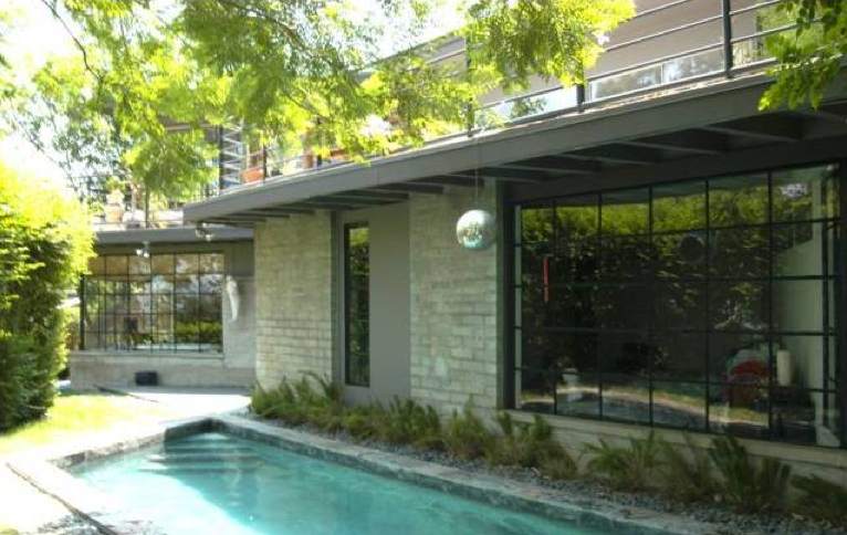 modern homes los angeles July 7 MidCentury Modern Open House