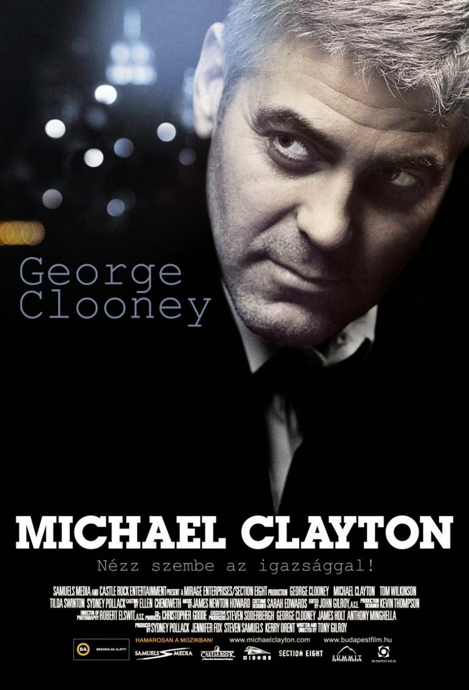 Michael Clayton Net Worth