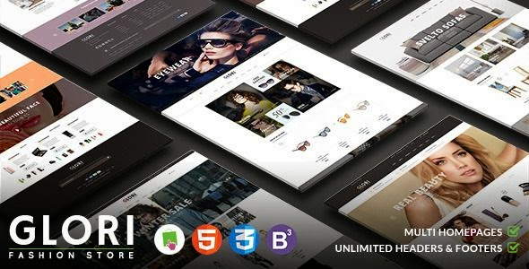 Best Multipurpose Responsive PrestaShop Theme 2015