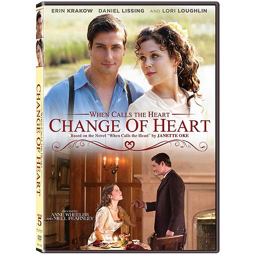 When Calls The Heart- Change of Heart
