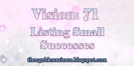 raising your success vibration