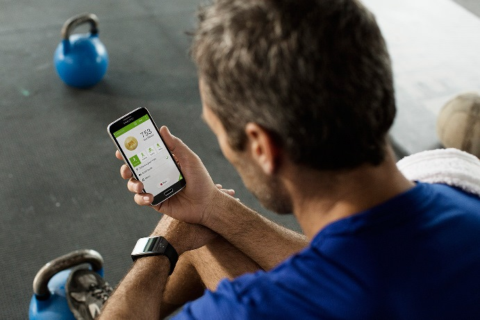 How to measure calories using Samsung Galaxy S5